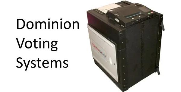 ドミニオン社の投票システム