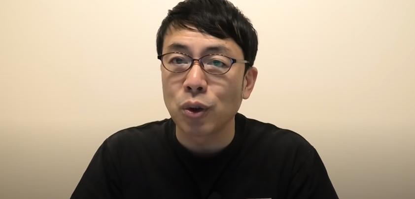 経済評論家の上念司氏
